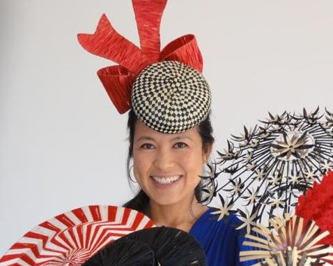 Millinery Lynnette Lim of Love Lotus Millinery