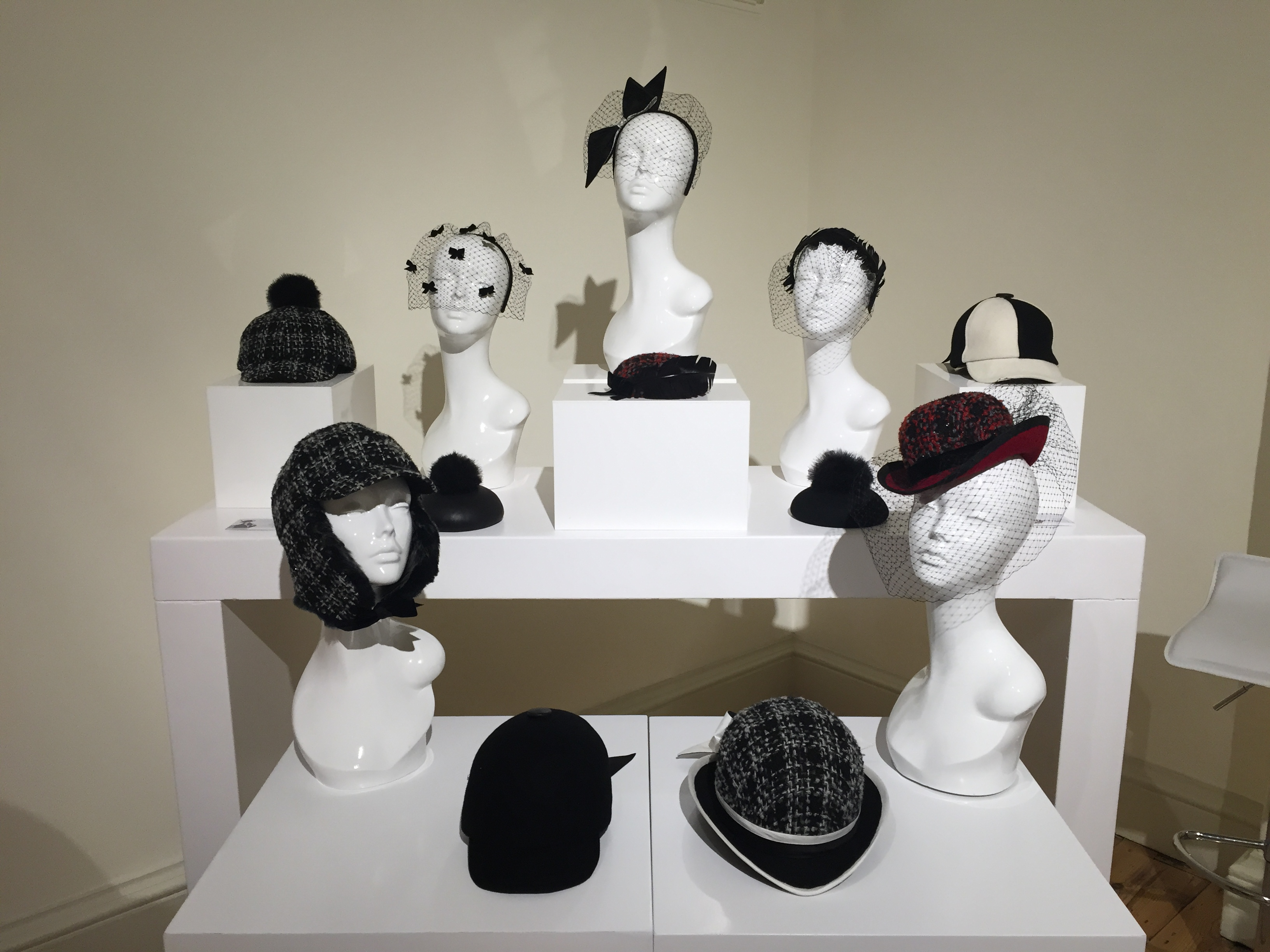 Lisa Tan's London Fashion Week Display for AW15